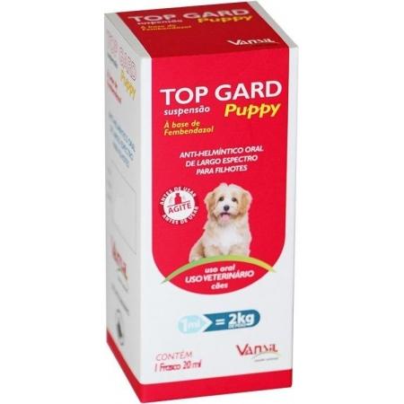 TOP GARD PUPPY 20ML