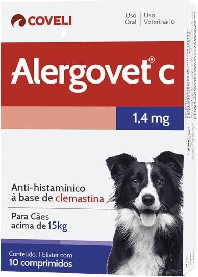 ALERGOVET C 1,4MG