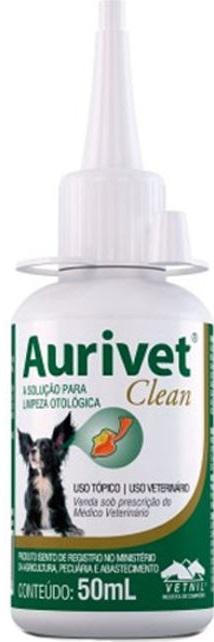 AURIVET CLEAN 50ML
