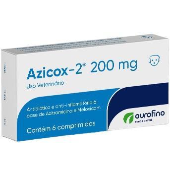 AZICOX-2 CART 200MG