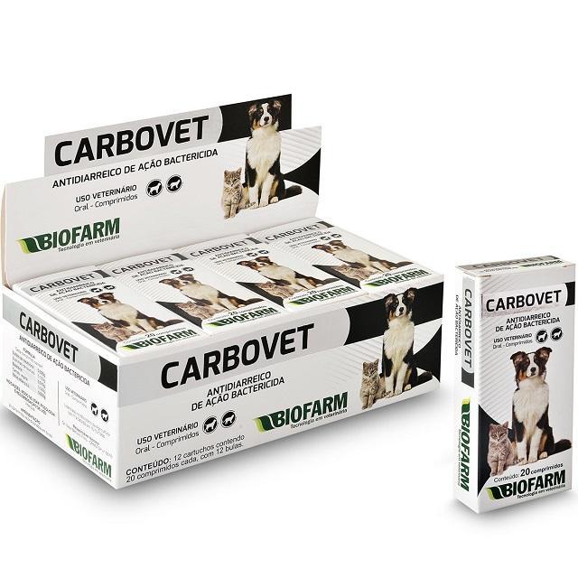 CARBOVET CX C/ 20CP