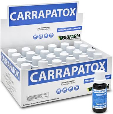 CARRAPATOX PET 20 ML