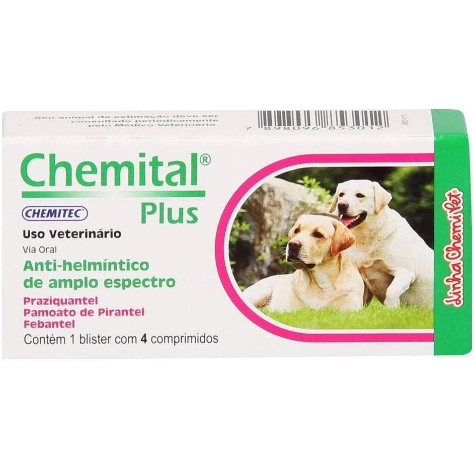 CHEMITAL CAES PLUS 4 COMP.