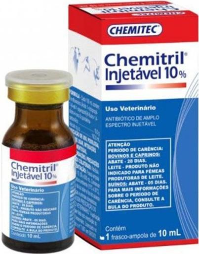 CHEMITRIL 10% 10ML