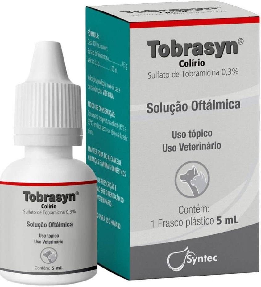 COLIRIO TOBRASYN 5ML
