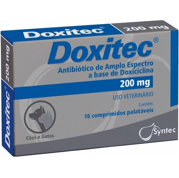 DOXITEC 200MG