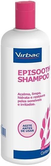 EPISOOTHE SHAMPOO 500 ML