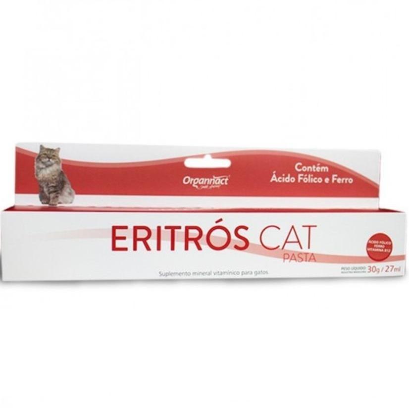 ERITROS CAT PASTA 30G