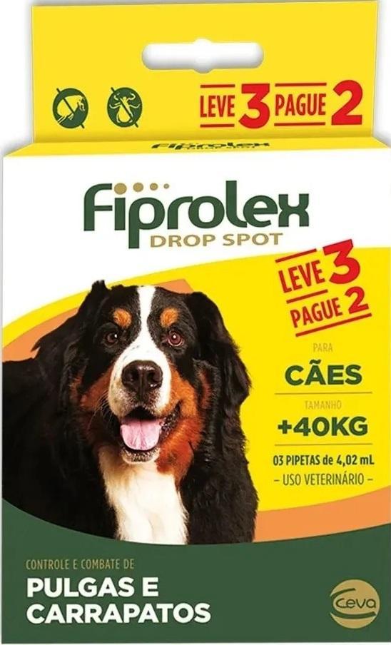 FIPROLEX 4,02 ML - COMBO