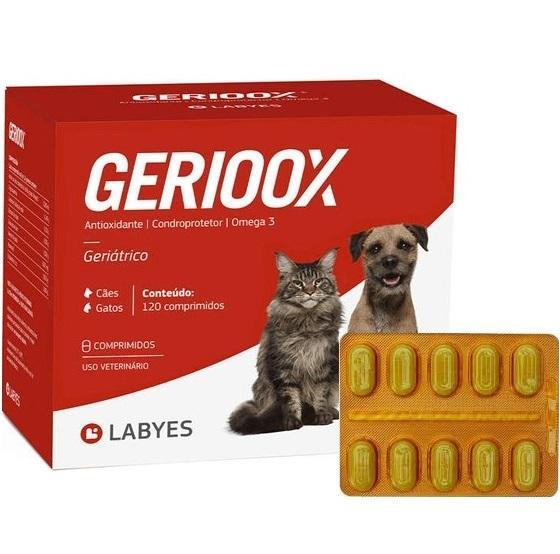 GERIOOX CARTELA 10 COMP.