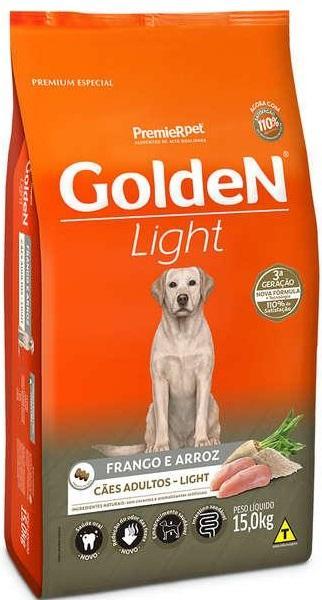 GOLDEN ADULTO LIGHT 15KG
