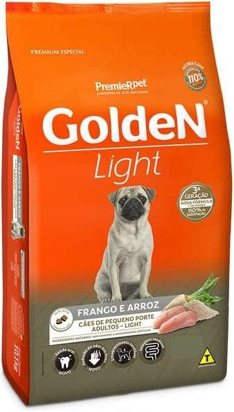 GOLDEN ADULTO LIGHT M. B. 1KG