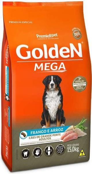 GOLDEN MEGA ADULTO 15KG