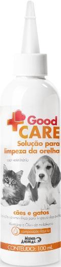 GOOD CARE LIMPEZA DE ORELHA 100ML