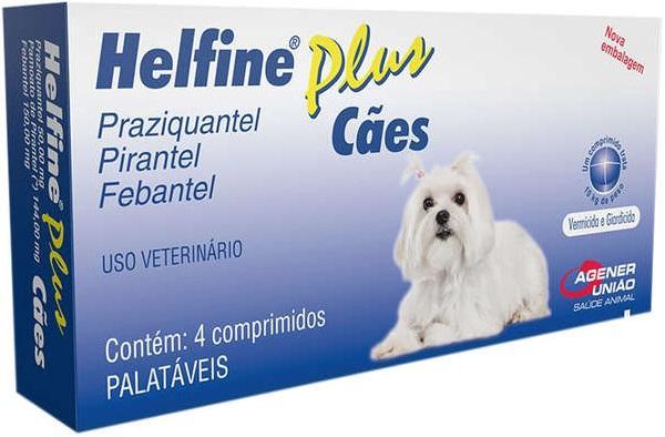HELFINE PLUS CÃES 10KG
