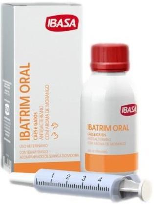 IBATRIM ORAL CAES/GATOS 20ML