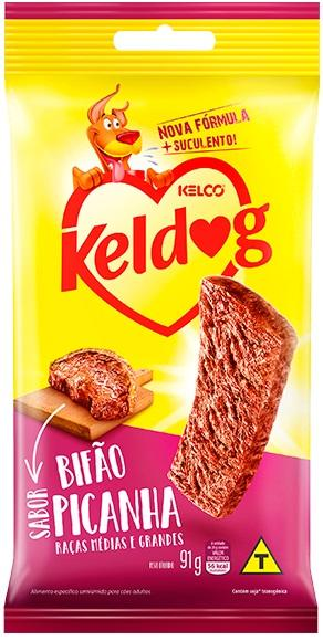 KELDOG BIFAO PICANHA  91GR