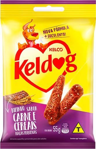 KELDOG BIFINHO CARNE E CEREAIS R.P.55GR