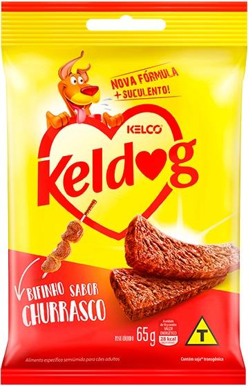 KELDOG BIFINHO CHURRASCO 65GR
