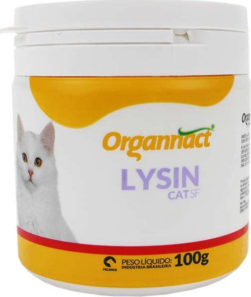 LYSIN CAT 100G