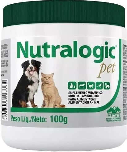 NUTRALOGIC PET 100G