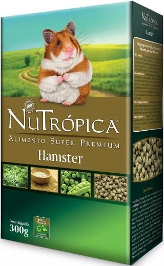 NUTROPICA HAMSTER 300GR