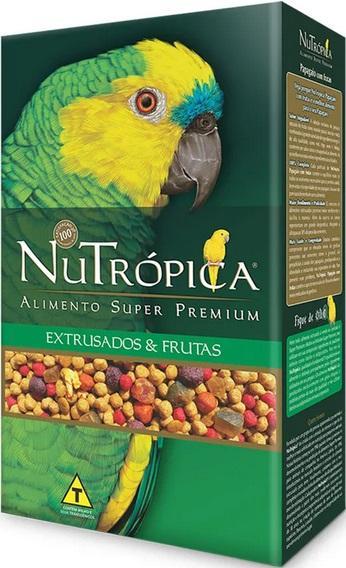 NUTROPICA PAPAGAIO C/FRU. 300GR