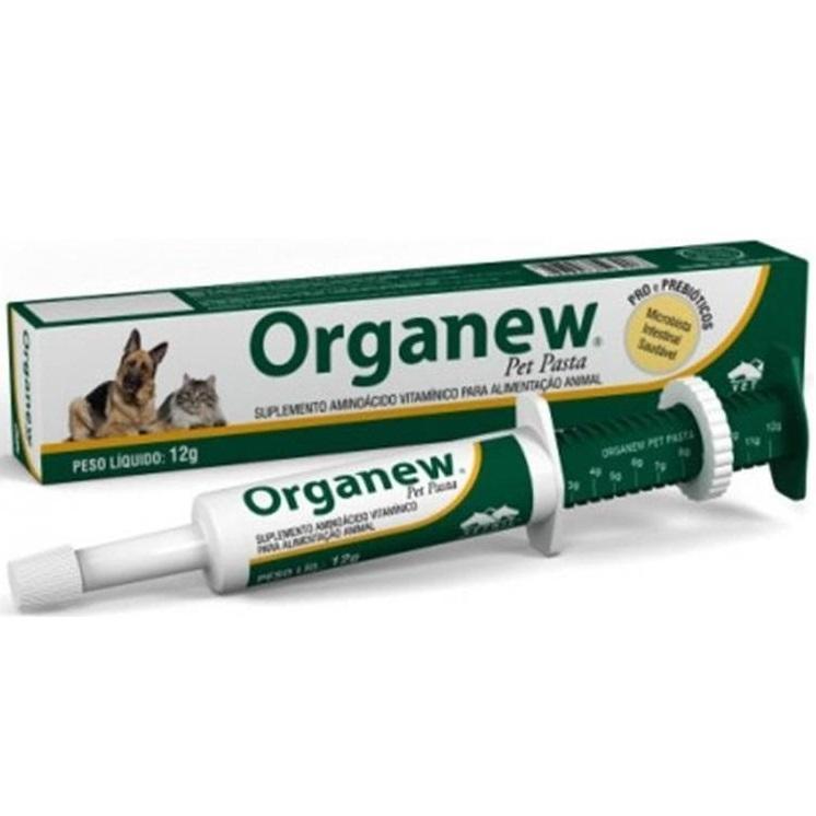 ORGANEW PET PASTA 12G