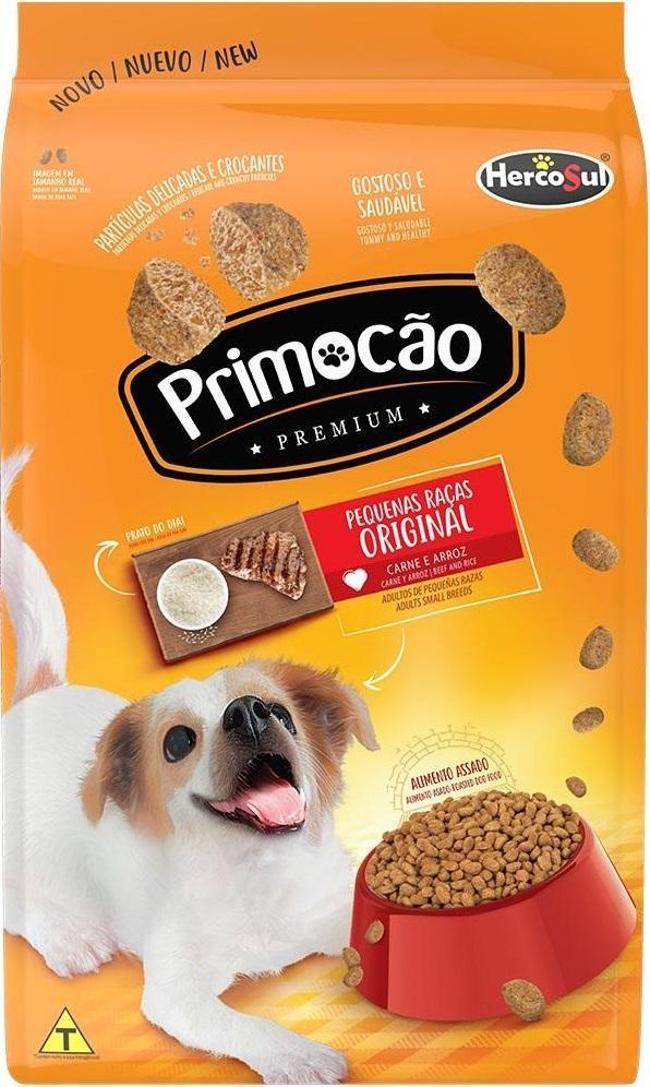 PRIMOCAO PREMIUM ORIGINAL PEQUENAS RACAS 10,1KG