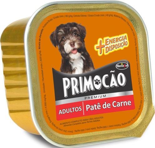 PRIMOCAO PREMIUM PATE CARNE 300G