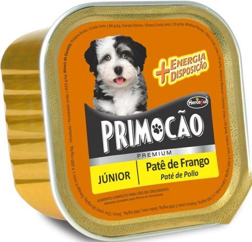 PRIMOCAO PREMIUM PATE JUNIOR 300G