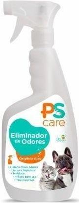 PS CARE ELIMINADOR DE ODORES 500 ML