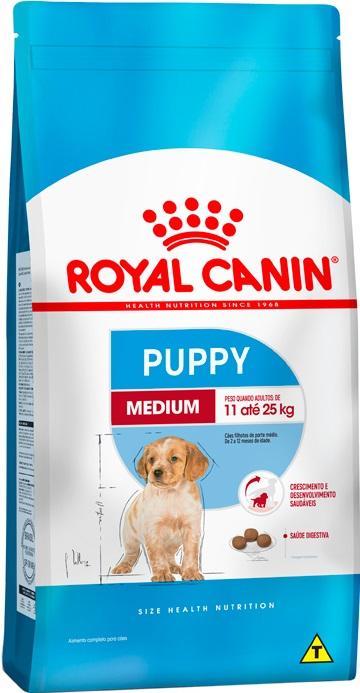 ROYAL CANIN CANINE MEDIUM PUPPY 15 KG