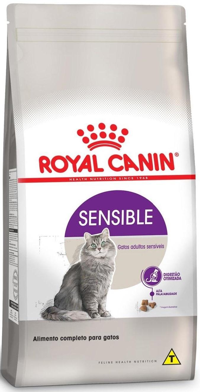 ROYAL CANIN FELINE SENSIBLE 1,5KG