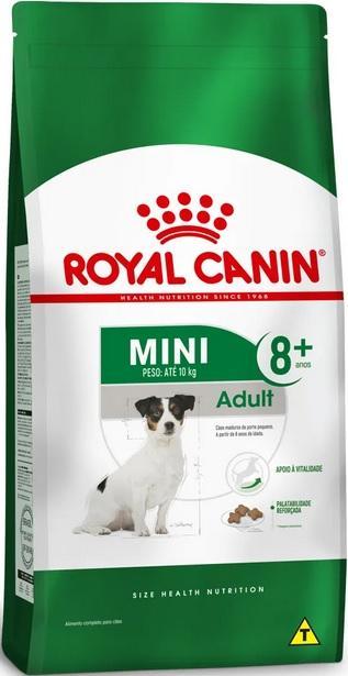 ROYAL CANIN MINI ADULT 8+ 2,5KG