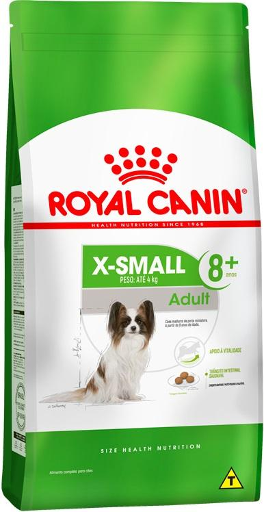 ROYAL CANIN X-SMALL ADULT 8+ 1 KG