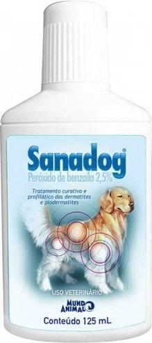 SANADOG 125ML