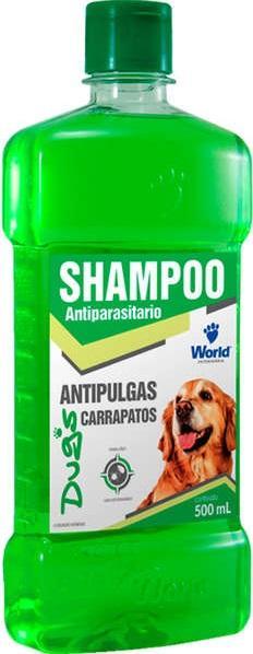 SHAMPOO DUGS ANTIPULGA 500ML