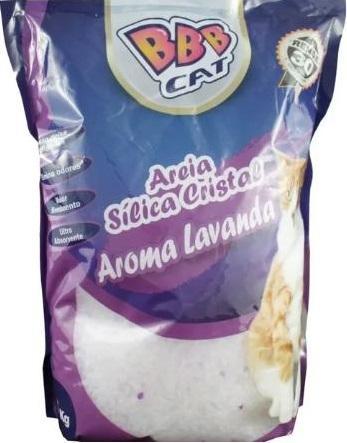 SILICA BBB AROMA LAVANDA 1,6KG