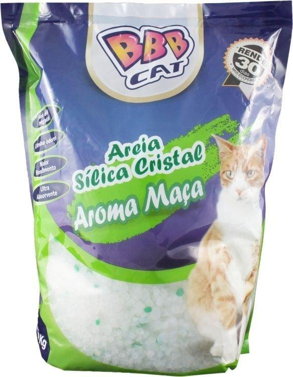 SILICA BBB AROMA MACA 1,6KG