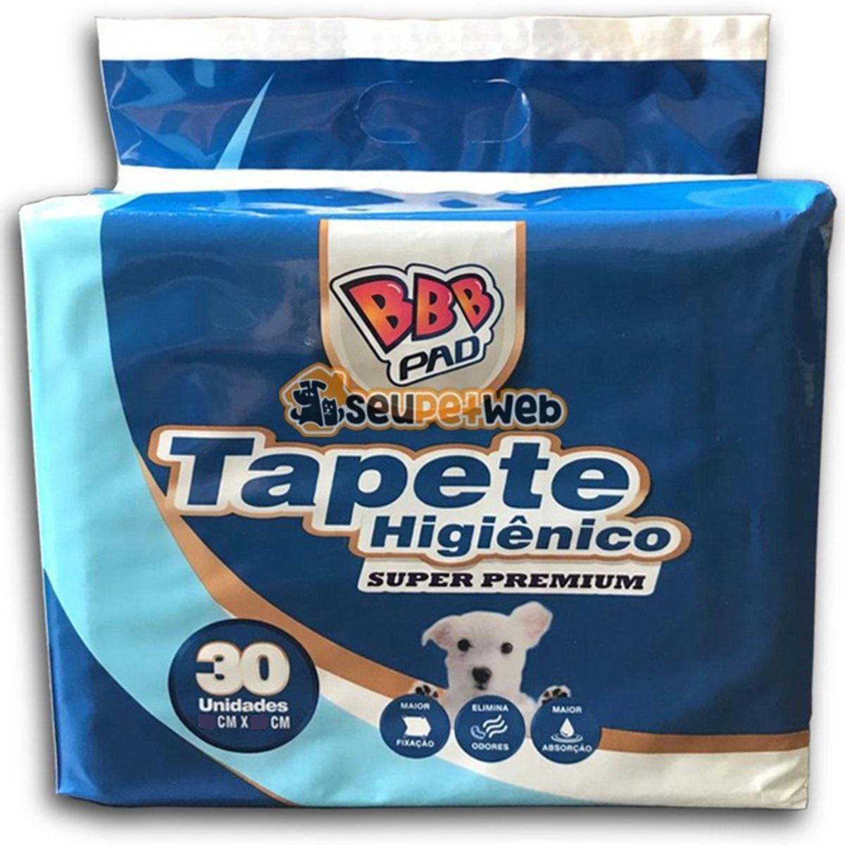 TAPETE HIG (60X90) COM 30UNID