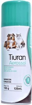 TIURAN AEROSSOL 125ML