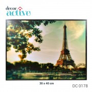 Quadro torre Eiffel décor 30x40cm
