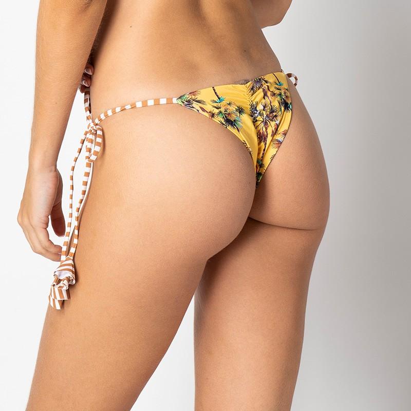 Calcinha Joana Nice Amarelo