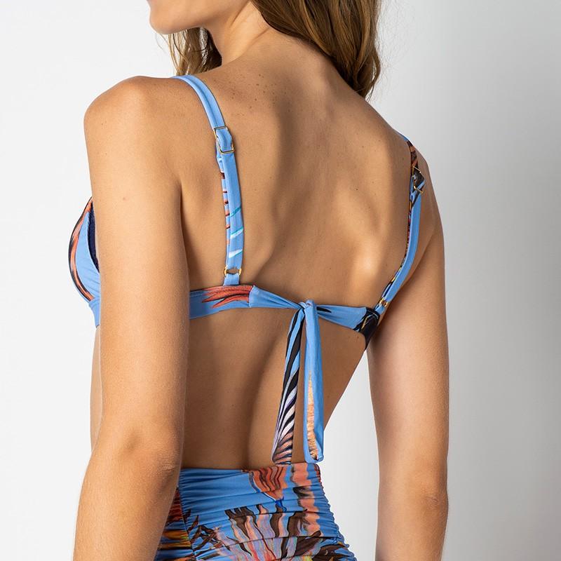 Sutiã Leila Nice Azul