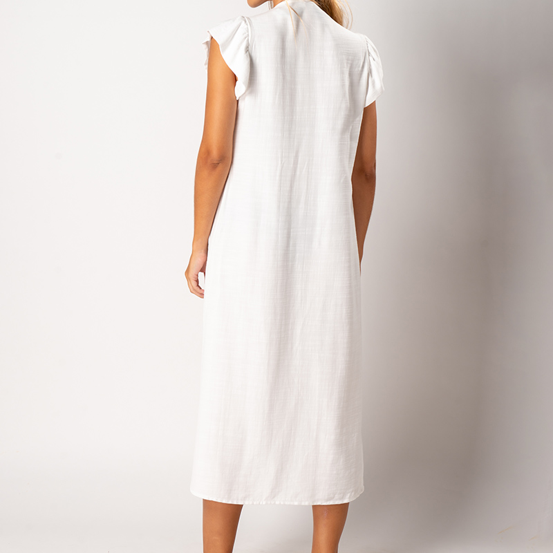 Vestido Daniele Branco