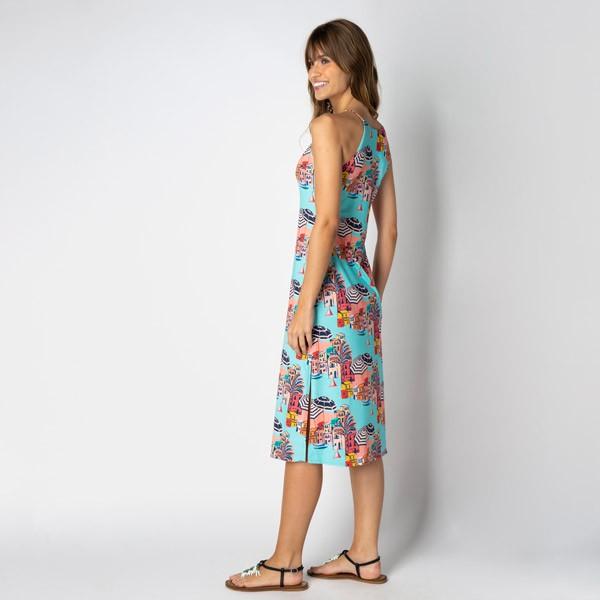 Vestido Isabel Cote D Azur
