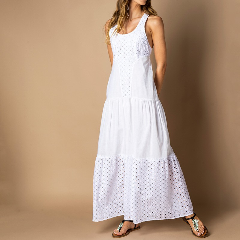 Vestido Julia Branco