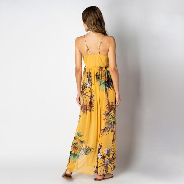 Vestido Yasmim Nice Amarelo