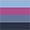 Azul Claro / Roxo / Azul Violeta / Azul Marinho